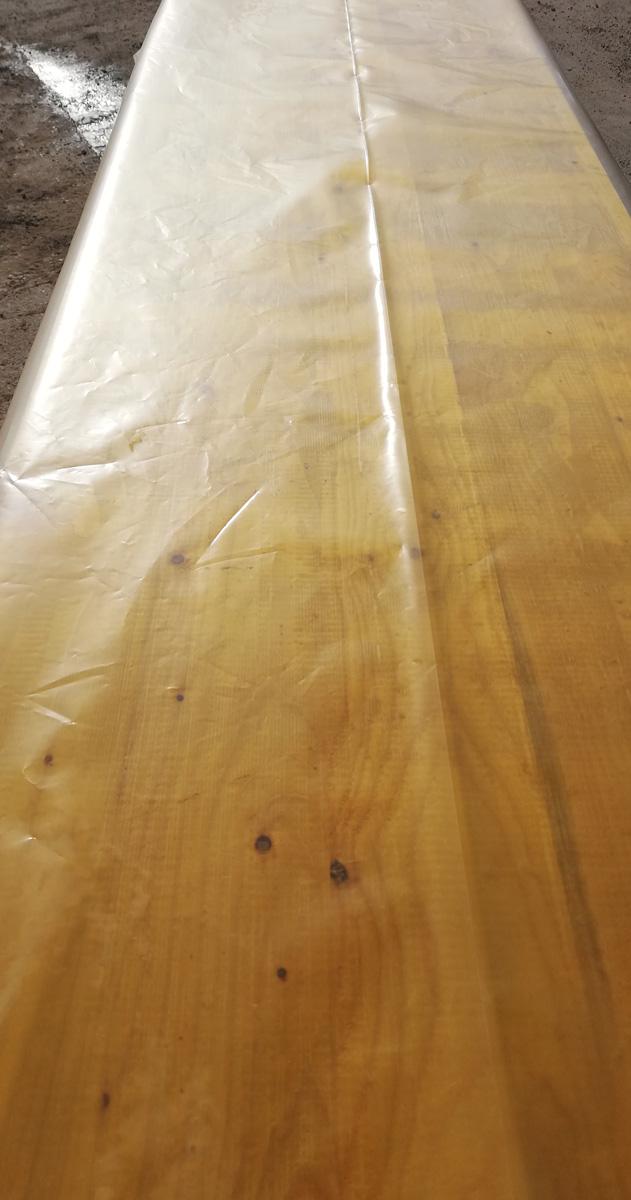 Plywood formworks spruce