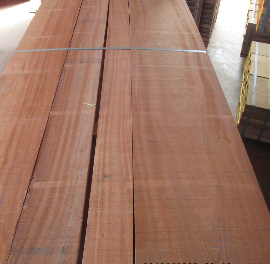Sawn timber wood tiama